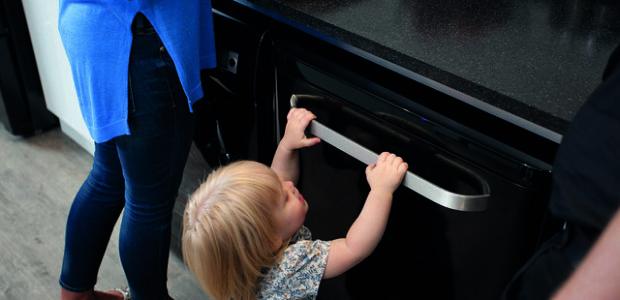 Crianças podem usar uma lava-louça?